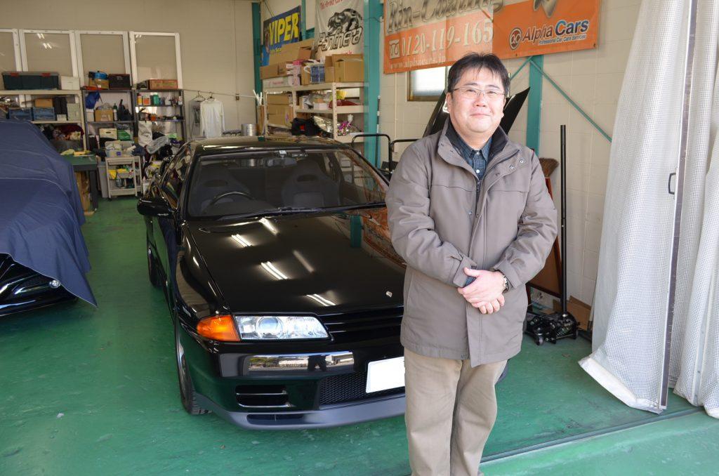 R32GT-R ULTIMATEコーティング ボディ・・・ULTIMATEコーティング