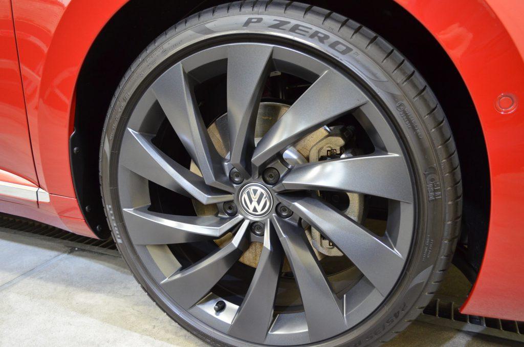アルファカーズ NEW VW アルテオン ホイールコート ULTIMATEコーティング